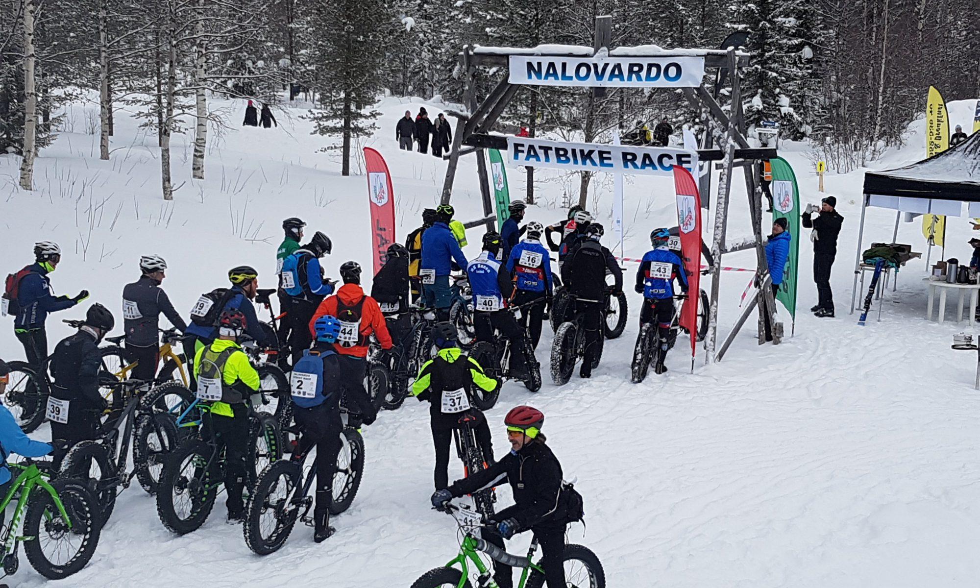 Nalovardo Fatbike Race 2018-03-10
